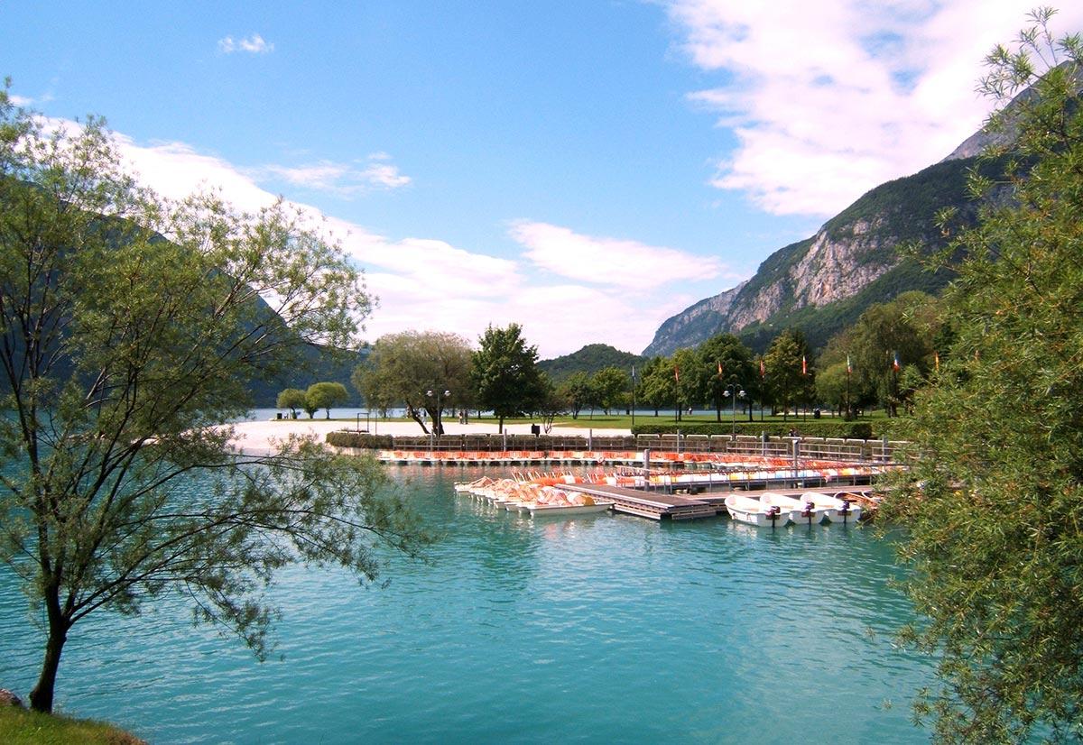 Hotel Lago Molveno Con Piscina