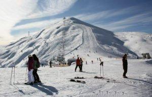 Sciare in Paganella