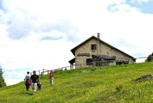 Escursioni in montagna in Trentino