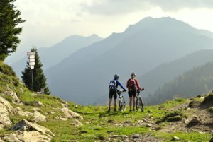 Escursioni in mountain bike a Molveno