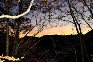 Paesaggio d'incanto in altopiano
